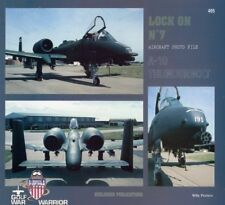 Verlinden Publications Lock On N.6 Aircraft Photo File A-10 Thunderbolt #495