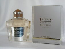 "Jaipur""HOMME FRAICHEUR""By Boucheron For Men-3.30z/100ml-Edt/Spr-Brand New In Box"