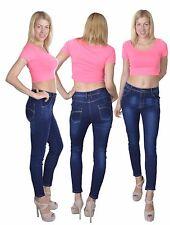 323 Damenjeans High Waist  Stretch Jeans Hose Röhre  Röhrenjeans Gr.36/S-44XXL
