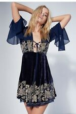NwoT Free People Gemma's Limited Edition Holiday Dress Size XS Sold Out