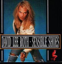 "7"" David Lee Roth (Van Halen) Sensible Shoes / A Lil`Ain`t Enough 90`s Warner"