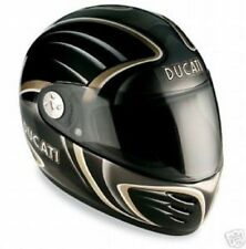 Ducati Vemar Blade Glamour Helmet Retro Black Brown NEW