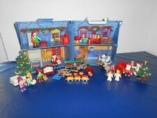 Playmobil 4058 Weihnachten Haus selten
