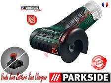 PARKSIDE® Meuleuse d'angle sans fil PWSA 12B1, Sans Bat Ni Chargeur !!