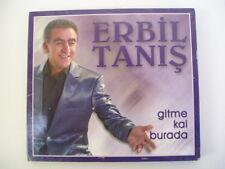 ERBIL TANIS - Gitme Kal Burada - RARE OZ CD