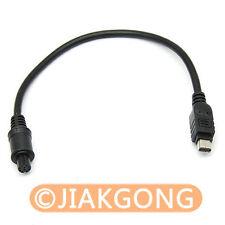 NIKON MC-30 MC-36 jack to OLYMPUS RM-UC1 plug Adapter