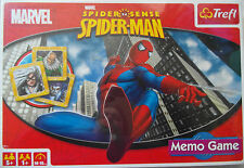 Trefl - MARVEL SPIDER SENSE SPIDER-MAN - Memo Game