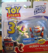 TOY STORY 3 BUDDY PACK SPARKS &  BUZZ LIGHTYEAR EXCLUS