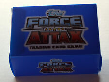 Force Attax Star Wars The Clone Wars Serie 4 *Sammelbox - Karten Box* NEU