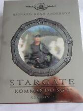Stargate - Kommando SG 1 - Season / Staffel 2 (Silver Edition mit Hologramm) DVD