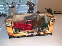WLS SEARS CRAFTSMAN TOOLS 1953 WILLYS JEEP BANK STAKE BED TRUCK #6 RARE!