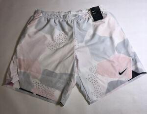 Nike Melbourne Team Court Flex All Over Print Tennis Short BV0796 NEW Men's XL