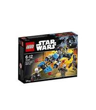 Ladrillo y Costruzioni Lego 75167