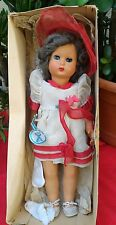 bambola furga anni 40 con scatola