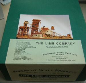 SHEEPSCOT SCALE PRODUCTS 1070 HO The Lime Company