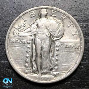 1920 P Standing Liberty Quarter  --  MAKE US AN OFFER!  #B9241