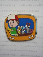 Playhouse Disney Channel Live On Stage HANDY MANNY & TOOLS TV Show Booster Pin