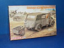Dragon 1/35 9050 - Kubelwagen w/ Infateriekarren - Model Kit