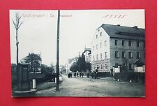 AK GROßRÖHRSDORF um 1910 Strassenpartie im Niederdorf  ( 37609