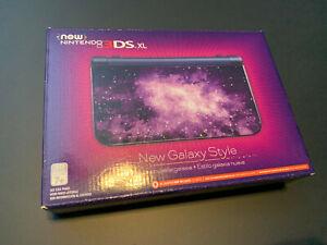 Nintendo 3DS XL Galaxy Handheld Game System Brand New