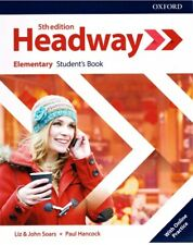 More details for oxford headway elementary fifth / 5th edition student's book 9780194524230