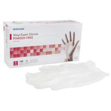 McKesson Vinyl Exam Gloves Powder-Free (100 each)
