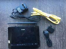 D-Link DSL-2730B Wireless ADSL Modem Router Wifi/4-Port Network