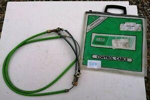 Handbrake Parking brake Cable - Fiat 126 '73-87 [VJB021]
