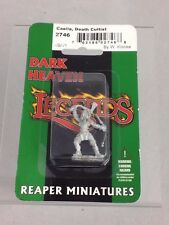 Reaper Miniatures Dark Heaven Legends Caella Death Cultist 2746