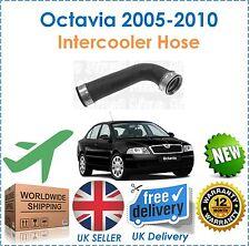 Para SKODA OCTAVIA 2.0TDI 2005-2010 Manguera Intercooler frontal inferior izquierda BKD Motor