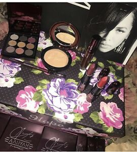 Mac Makeup Set Limited Edition Collection Aaliyah 100% Authentic