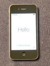 Apple iPhone 4 - 16GB - Black (Unlocked) A1349 (CDMA) Verizon