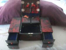 Music Box Rare High End Vintage Japaneses Jewerly Box Toyo