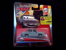 Disney Pixar Cars Michael Sparkber Mattel Die-cast 2016 Rusty Grey Car Rust-eze