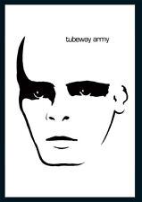 Gary Numan Tubeway Army Poster