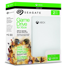 Seagate 2TB Drive: Xbox One / 360 Game Pass Special Edition - USB 3.0 Hard Drive