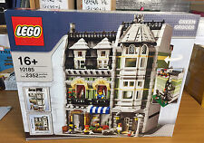LEGO Modular Buildings 10185 Green Grocer - NEW, Sealed