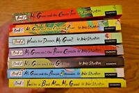 Collection of 7 Mr Gum Paperback Books; Andy Stanton