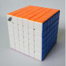 Cyclone Boys 6x6x6 G6 Speed Stickerless Magic Cube Twist Puzzle Scheme Color Toy