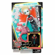Monster High Lagoona Blue GHOUL TO MERMAID Doll BRAND NEW 2018