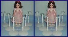 "One Dozen 12 KAISER 2501 Doll Stands for 14"" & 16""  Madame Alexander Effanbee"