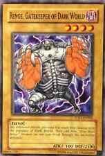 Renge, Gatekeeper of Dark World 5DS1-EN008 Common Yu-Gi-Oh Card Eng Mint (U)