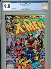 1982 MARVEL UNCANNY X-MEN #155 1ST APPEARANCE THE BROOD CGC 9.8 WHITE