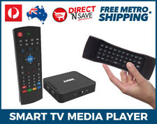 Smart 4K Ultra HD TV Media Player Air Mouse Android Netflix Bluetooth MMC-P20+