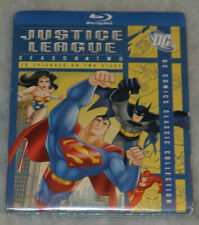 Blu-ray Justice League