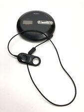 Sony Walkman Mp3 Portable Cd Player D-Ne330 W/Remote Rm-Mc27, Working!