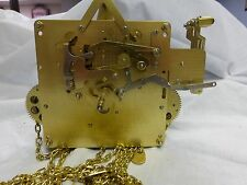 Hermle 451-033/94 cm Grandfather Clock Movement- for parts or restoration