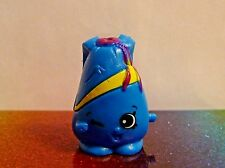 Shopkins Fashion Spree Mall CARRIE BACKPACK Blue Exclusive Mint OOP