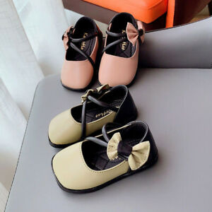 Baby Toddler Infant Kids Girls Princess Casual Outdoor Dance Dress Party Shoes