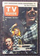 1965 TV GUIDE Magazine #639 VG- 3.5 Hullabaloo Dancers / Janine Gray